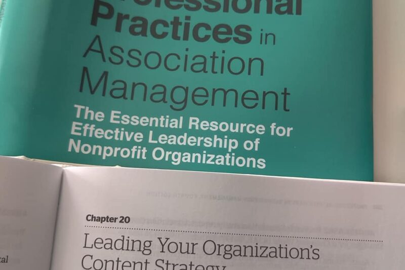Cover Of Professional Practices In Association Management